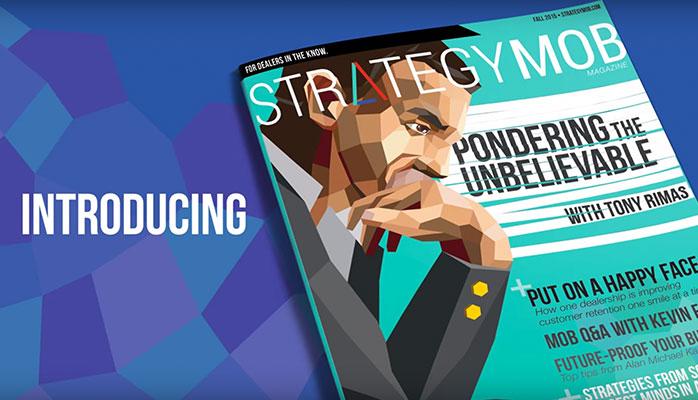 Strategy Mob Magazine and Community